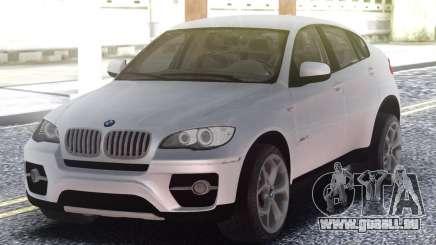 BMW X6 2008 E71 für GTA San Andreas