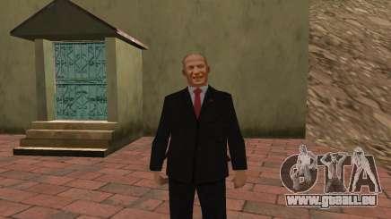 Nikita Khrouchtchev pour GTA San Andreas