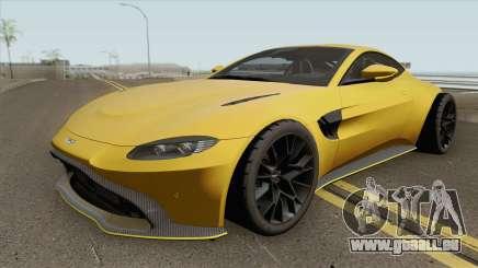 Aston Martin Vantage 59 2019 für GTA San Andreas