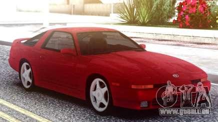 Toyota Supra Turbo Mk3 1992 pour GTA San Andreas
