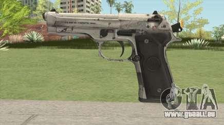 Sharp Beretta 92 FS pour GTA San Andreas