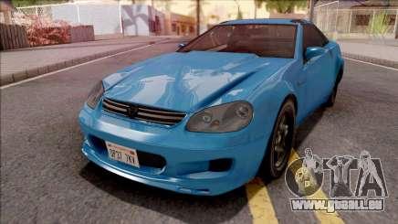 GTA IV Benefactor Feltzer VehFuncs Style pour GTA San Andreas