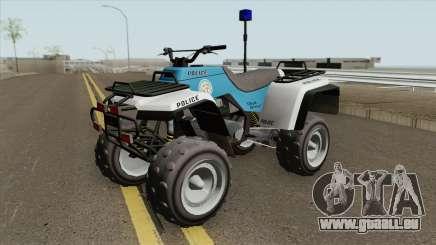 ATV Police GTA V pour GTA San Andreas