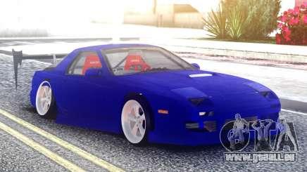 Nissan Silvia S13 RPS13 1989-1998 für GTA San Andreas