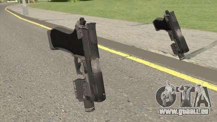 P220 HQ (L4D2) pour GTA San Andreas