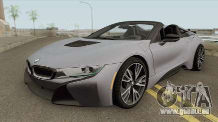 BMW i8 Roadster 2019 pour GTA San Andreas