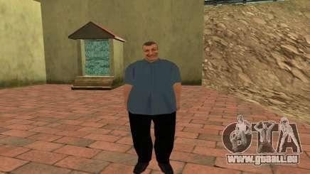 Leonid Voronin pour GTA San Andreas