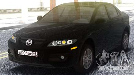 Mazda 6 MPS 2006 pour GTA San Andreas
