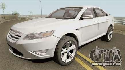 Ford Taurus SHO 2010 pour GTA San Andreas