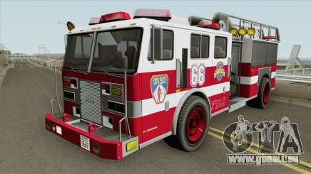 Firetruck Ladder GTA IV pour GTA San Andreas