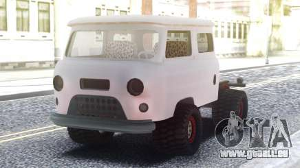 UAZ 2206 for The Fast and the Furious v 0.1 für GTA San Andreas