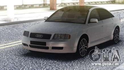 Audi A6 C5 Stock pour GTA San Andreas