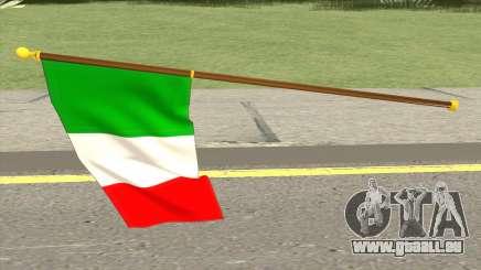 Italian Flag pour GTA San Andreas