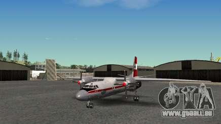 -24 Aeroflot für GTA San Andreas