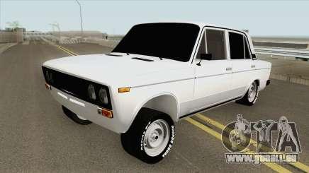 VAZ 2106 AZE (Xuliqan Style) für GTA San Andreas