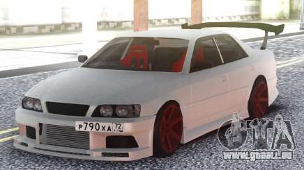 Toyota Chaser 1999 pour GTA San Andreas