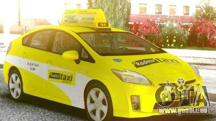 Toyota Prius Taxi pour GTA San Andreas