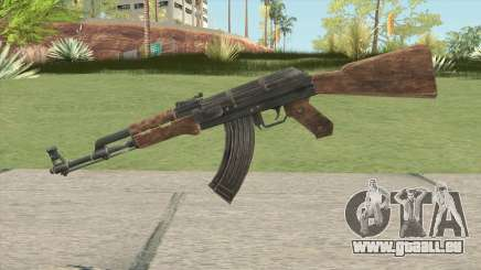 COD: MW1 AK-47 (Default) pour GTA San Andreas