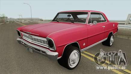 Chevrolet Nova SS 1966 für GTA San Andreas