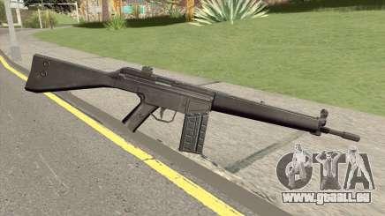 G3 Assault Rifle (Insurgency Expansion) für GTA San Andreas