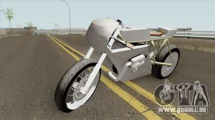 FCR-1000 Sultans Of Sprint pour GTA San Andreas
