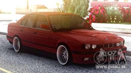 BMW M5 E34 Original pour GTA San Andreas