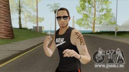 Chinese Gang Skin V1 pour GTA San Andreas