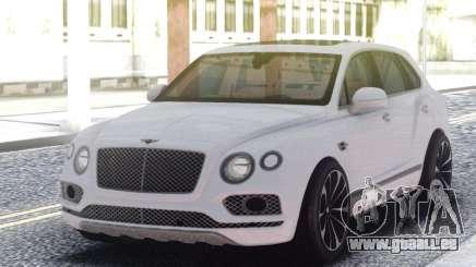 Bentley Bentayga W12 Touring für GTA San Andreas