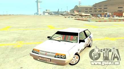VAZ 2108 Pro Sport pour GTA 4