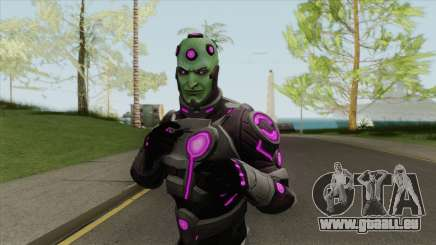 Brainiac: The Collector of Worlds V2 pour GTA San Andreas