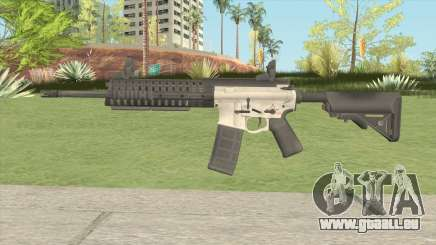 Custom P416 (Tom Clancy The Division) für GTA San Andreas