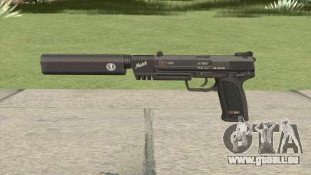 USP Match Suppressed (Insurgency Expansion) pour GTA San Andreas