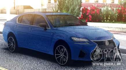 Lexus GS-F 2019 pour GTA San Andreas