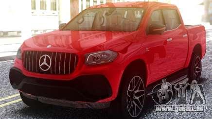 Mercedes-Benz X-class AMG pour GTA San Andreas