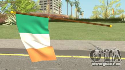 Irish Flag pour GTA San Andreas