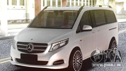 Mercedes-Benz V-Class pour GTA San Andreas