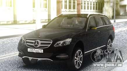 Mersedes-Benz E class 2014 Vagon für GTA San Andreas