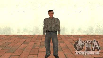 Konstantin Voronin pour GTA San Andreas