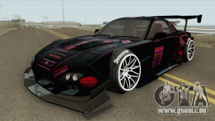 Mazda RX-7 Tcp Magic 2002 pour GTA San Andreas