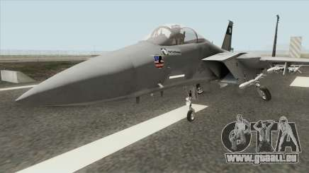 Emerald Coast F-15C pour GTA San Andreas