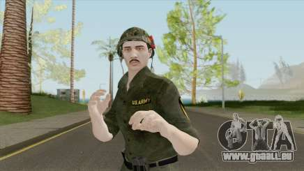 GTA Online Random Skin 30 U.S. Vietnam War Sold pour GTA San Andreas