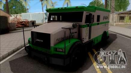 GTA V Brute Stockade für GTA San Andreas