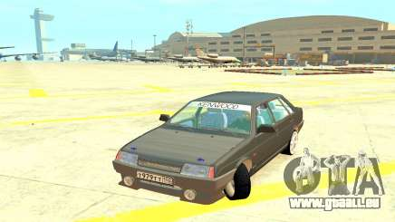 VAZ 21099 Lager Version für GTA 4