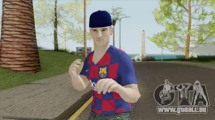 Antoine Griezmann pour GTA San Andreas