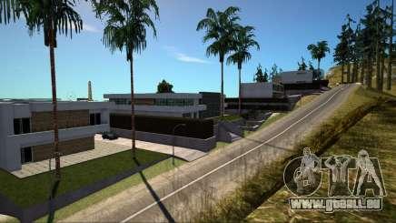 Mini-Malibu für GTA San Andreas