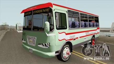 Buseta Chevrolet C30 Modificada pour GTA San Andreas