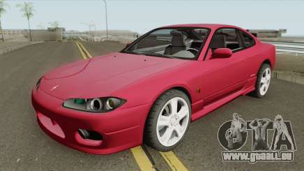 Nissan Silvia IVF für GTA San Andreas