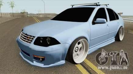 Volkswagen Jetta Modificado pour GTA San Andreas