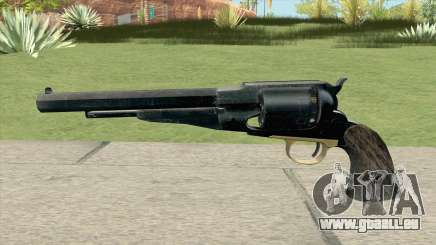 Remington Model 1858 für GTA San Andreas