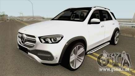 Mercedes-Benz GLE 2020 pour GTA San Andreas